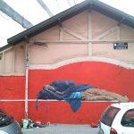 Garts Festival Mural (On the line)